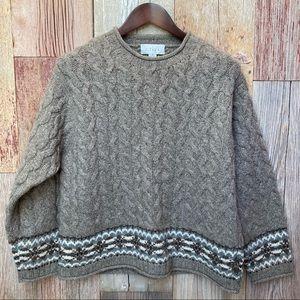 J. Jill Wool Sweater M